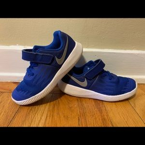 Nike kid shoes Blue Size 9C